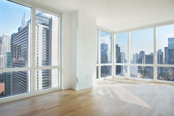 Platinum Condo 247 West 46th Street Rental   2 Bedroom 2.5 Baths With  Stunning City/